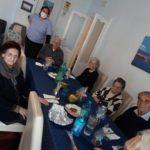 tavolata di pasqua villa ladaila